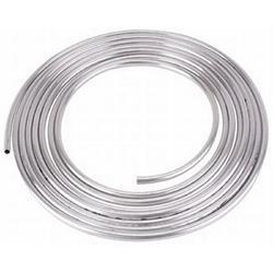 Aluminum Fuel Line, 3/8 Inch O.D.
