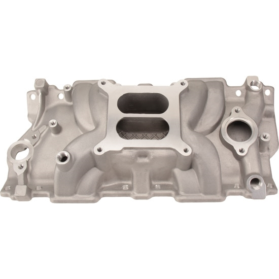 Speedway 1957-86 Small Block Chevy Hi-Rise Intake Manifolds