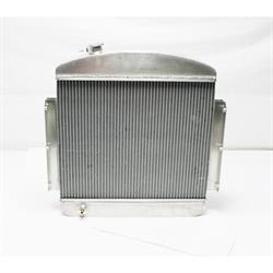 1954-57 Chevy Bel-Air Radiator, V8, Auto Trans