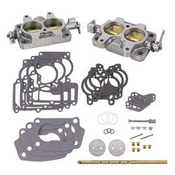 Rochester 2G Tri-Power Base Kit Without Linkage