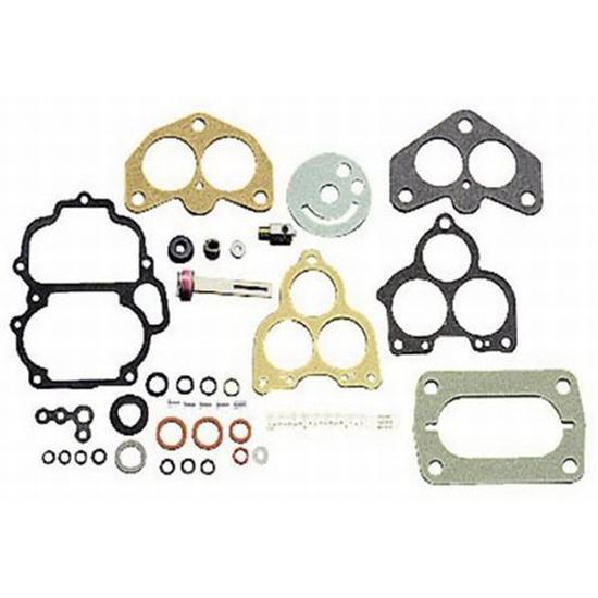 Holley 4150 Parts Diagram