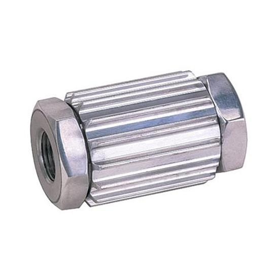 Professional Products 10211 Polished Aluminum Inline Fuel Filter