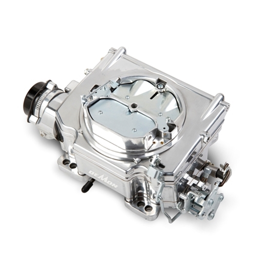 Street Demon 1905 750 CFM Hand-Polished Aluminum Carburetor