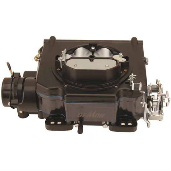 Street Demon 1901BK 625 CFM 4-Barrel Carburetor, Polymer