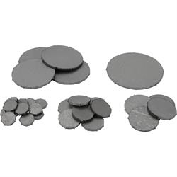 Smooth Firewall and Floor Hole Fill Kit, 14 Gauge Sheet Metal