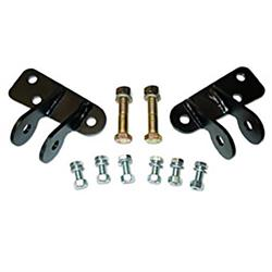 Western Chassis 2063 Front Shock Mount Kit, 1963-72 GM Truck