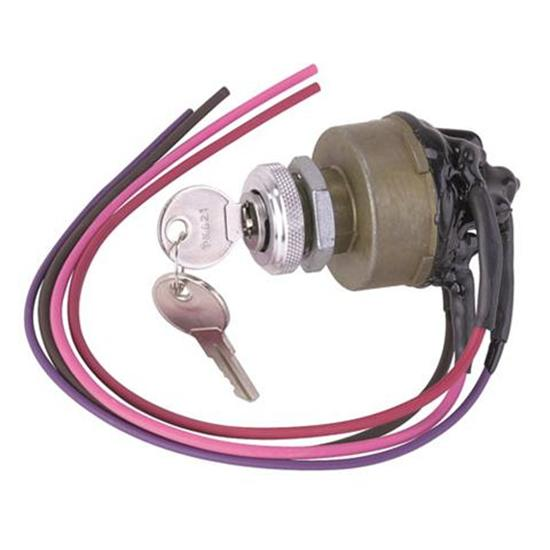painless wiring 80529 3 way ignition switch with keys rh speedwaymotors com painless wiring gm ignition switch GM Ignition Switch Wiring Diagram
