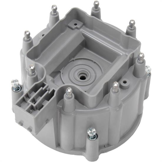 Silver Distributor Cap for GM HEI V8