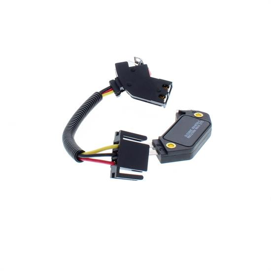 speedway motors chevy gm hei distributor module harness kit rated rh ebay com GM HEI Schematic GM HEI Ignition Wiring