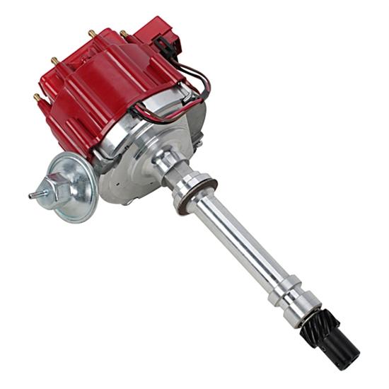 Chevy small big block sbc bbc 350 454 v8 hei distributor for Rpm motors lincoln ne