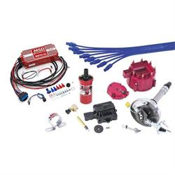 Speedway SBC Small Block Chevy V8 HEI Circle Track Ignition Kit