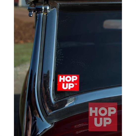 Hop Up Water Slide Decals, Block