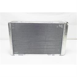 1971-73 Ford Mustang Radiator, SB/BB, Auto Trans, Cross Flow