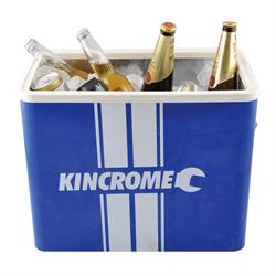 Kincrome ESKY06 Retro GT Cooler, 25 Liter, Blue