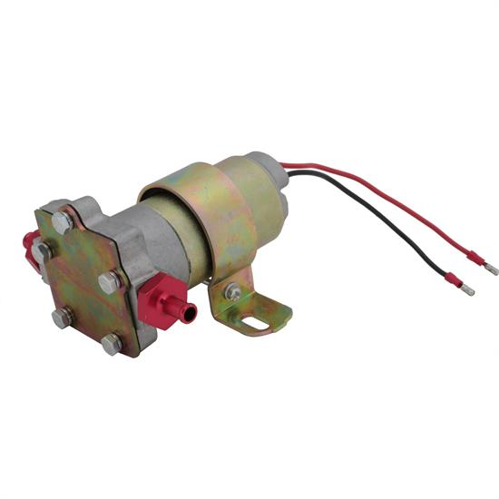 Speedway Red Electric Fuel Pump, 7 PSI, 97 GPH
