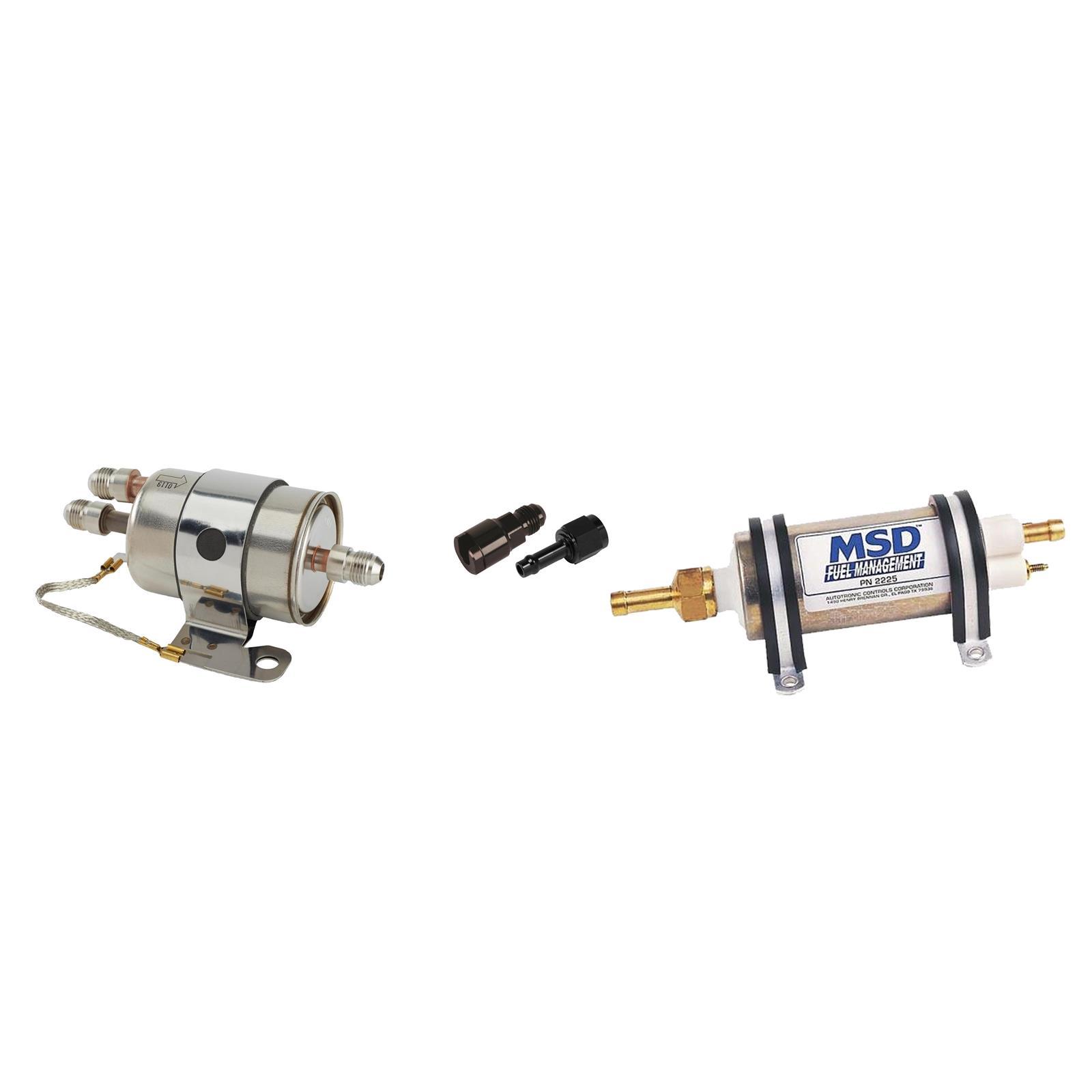 Push Lock Hose Filter Fittings Kit GM LS ENGINE FUEL LINE KIT 8AN LSX SWAP