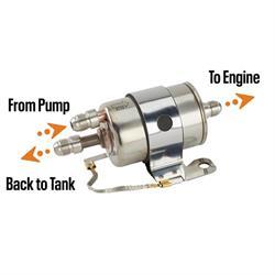 LS Swap Fuel Filter and Fuel Pump KitSpeedway Motors