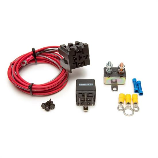 Painless 30101 Electric Fan Relay Kit