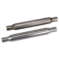 Stainless Steel Bullet Muffler