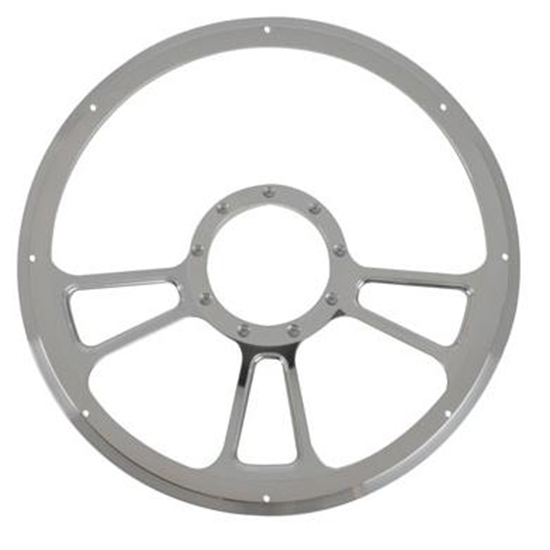 Billet Specialties 30425 Billet Vin Tec Steering Wheel