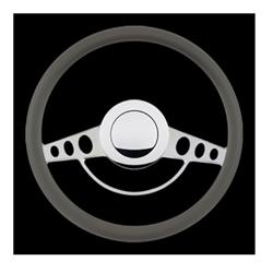 Billet Specialties 30725 Billet Classic Steering Wheel