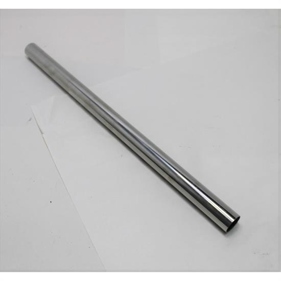 Garage Sale - Polished Stainless Steel Exhaust Tubing, 1-3/8 O.D.
