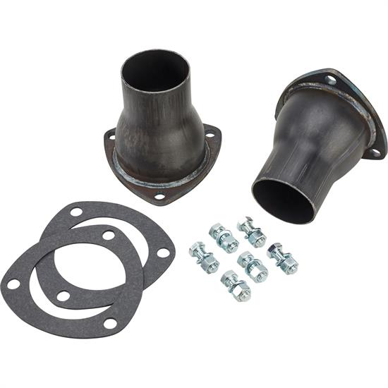 """Flowmaster 15930 Exhaust Header Collector Ball Flange Kit 3/"""" To 3/"""""""