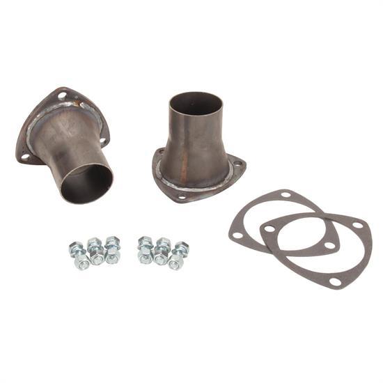 Speedway motors weld on bolt flange header reducer kit