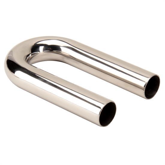 Stainless steel exhaust pipe mandrel u bends inch