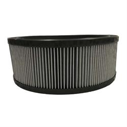 Speedway Dry Media Air Filter Elements, 14 inch