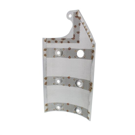 Small Block Chevy Screen Mesh Oil Pan Windage Tray, Stainless