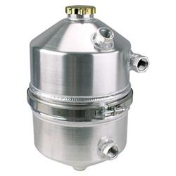 Peterson Fluid Systems 08-0009 Stock Car Dry Sump Oil Tank, 3 Gallon