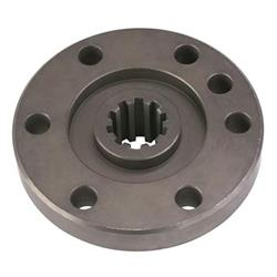 Cheater Button Crank Flange, Chevy Pre 1986