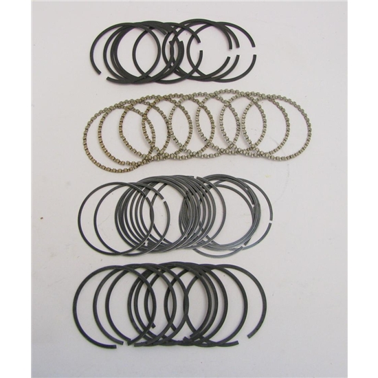 Garage Sale - Flathead 3 Ring Set - 3-3/8 Inch