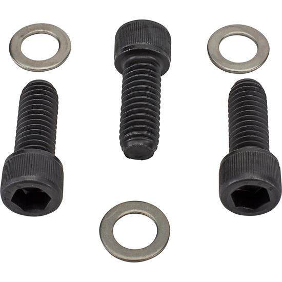 Aluminum Lower Pulley Screw Kit, Coarse Thread