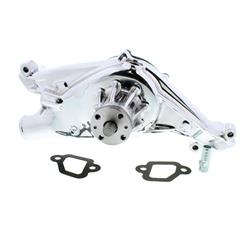 Polished Aluminum 348/409 Chevy Aluminum Water Pump