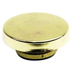 Round Brass 15 Lbs. Pressure Cap