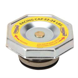 Speedway High Pressure Radiator Cap, 22-24 Lbs