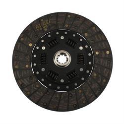 Flathead 10-1/2 Inch Clutch Disc, 1-3/8 Inch 10-Spline