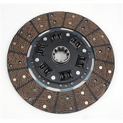 Flathead 10 Inch Clutch Disc, 1-3/8 Inch 10-Spline