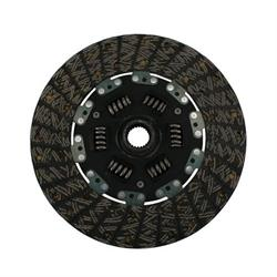 Flathead 10-1/2 In Clutch Disc, 1-1/8 In 26-Spline, GM, T-5 Trans