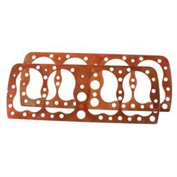 1939-48 Flathead Big Bore Head Gaskets, Copper