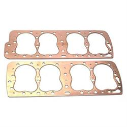 Best Gasket 536C-P 1949-53 Flathead Big Bore Head Gaskets, Copper