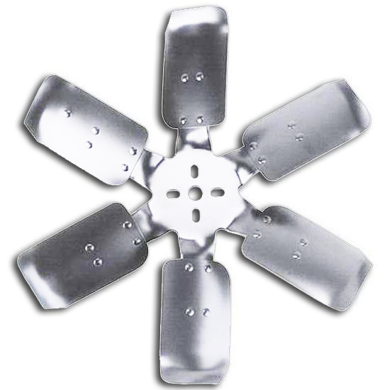 Flex-A-Lite Heavy Duty Aluminum Cooling Fan