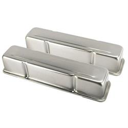 Speedway Small Block Chevy Tall Steel Valve Covers