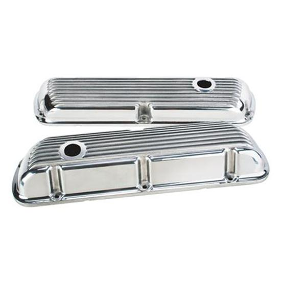 Finned Valve Covers, SBF