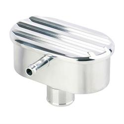 Speedway Finned Valve Cover Breathers with PCV