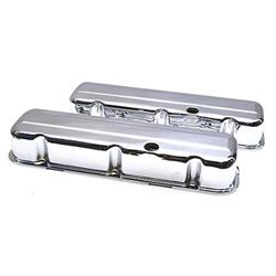 B/B Chevy Tall Chrome Valve Covers