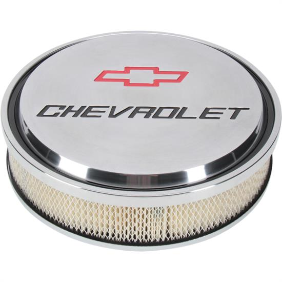 ProForm 141-833 Chevrolet Slant-Edge Air Cleaners