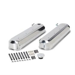 Proform 141-266 LS Slant-Edge Valve Covers, Polished